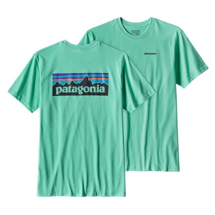 t shirt patagonia homme pas cher