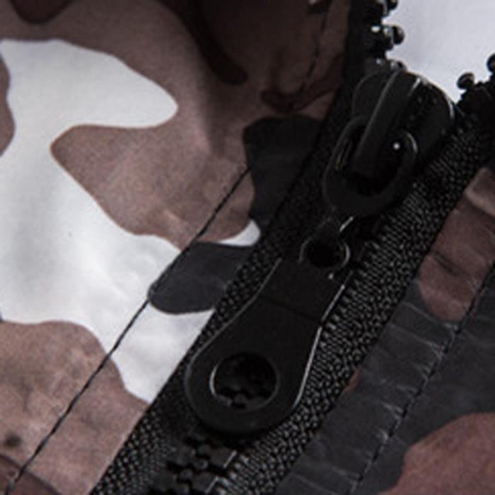 Capuche Hiver Homme Manteau Extérieur La Style Camouflage Sport Loisirs À Veste Llw4342 Automne De cYR5wdqY