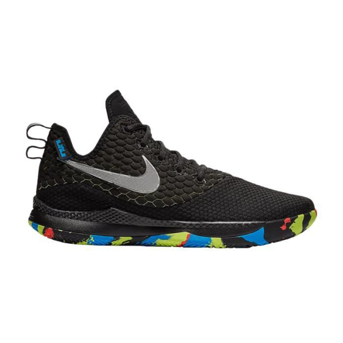 premium selection be299 f90bd CHAUSSURES BASKET-BALL Chaussure de Basketball Nike Zoom Lebron Witness I
