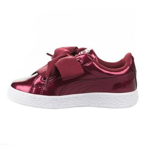puma rouge fille