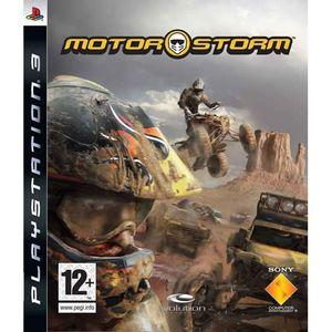 JEU PS3 MOTORSTORM / PS3