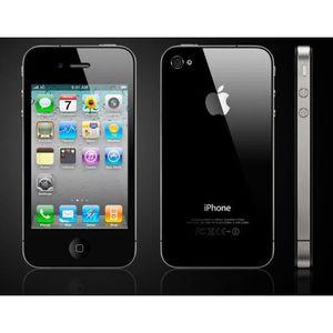SMARTPHONE APPLE iPhone 4 16GO Noir