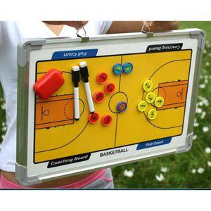 TABLEAU DE COACHING Pendaison plaque tactiques de la Basketball avec s