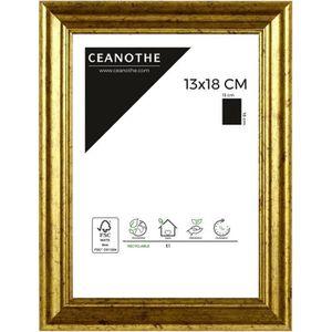 CADRE PHOTO Cadre photo Circée Classique doré 13x18 cm - Brio,