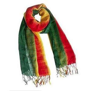 ECHARPE - FOULARD echarpe cheche foulard afrique rasta 162x58 013f466e5c7