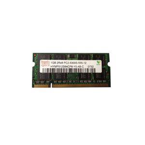 MÉMOIRE RAM RAM PC Portable SODIMM Hynix HYMP512S64CP8-Y5 AB D