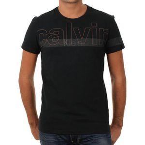 T-SHIRT Tee shirt Calvin Klein Jean homme