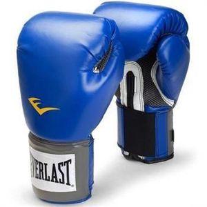 GANTS DE BOXE EVERLAST Gants de Boxe Pro Style - Bleu