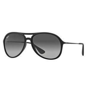 RAY BAN Lunettes de soleil Homme Modèle 3183 - Catégorie 3 - Noir ... e82032215685
