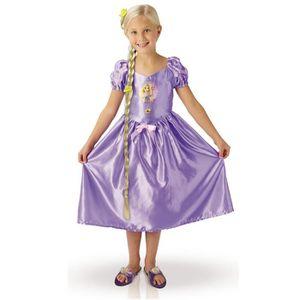 DÉGUISEMENT - PANOPLIE Déguisement Fairy Tale : Princesse Raiponce : 7/8