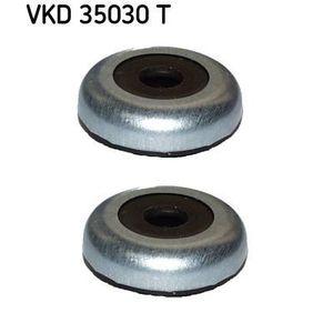 COMBINE RESSORTS SKF Roulement de butée de suspension VKD 35030 T