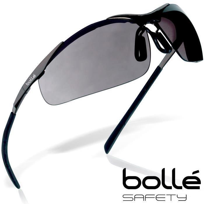 lunettes boll safety contour m tal soleil police prix pas cher cdiscount. Black Bedroom Furniture Sets. Home Design Ideas