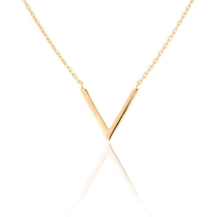 Collier CLEOR Plaqué Or - Z0148894