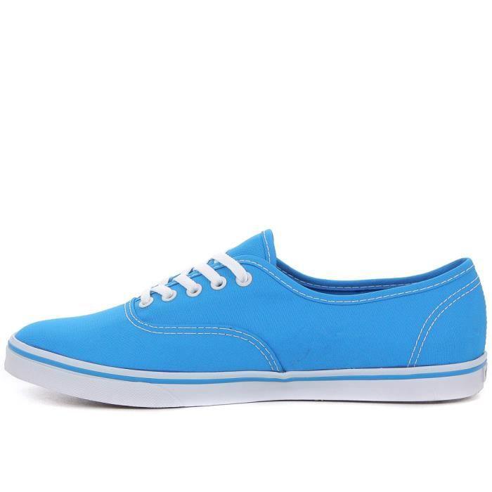 Basket Achat Vans En Chaussure Bleu Toile Lo Vente Pro 9DEHWY2eI