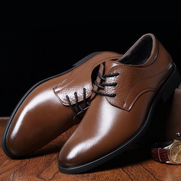 Chaussures De Ville Pour Hommes Occasionnels