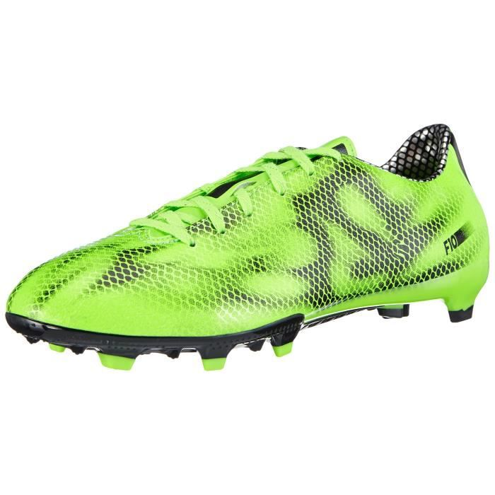 competitive price 322c0 64cf1 Adidas F10 Fg, Chaussures de formation de football pour homme 1KIOYW  Taille-42