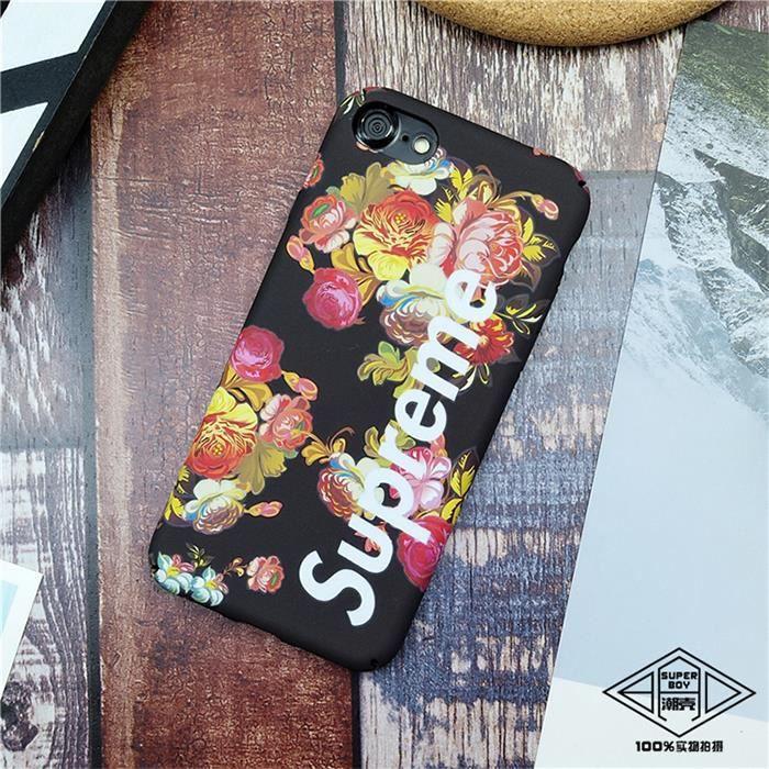 coque iphone 6 pivoine