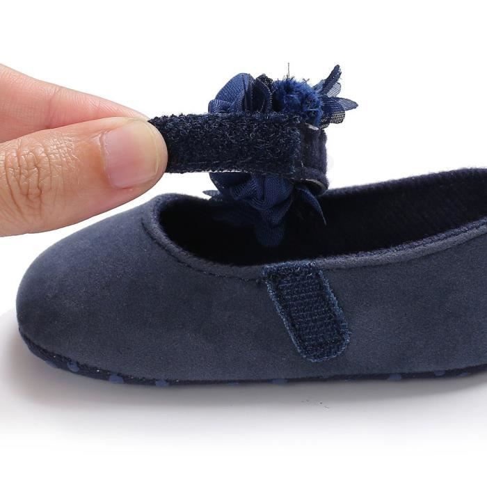 Douce Nouveau Fille Enfant 100marine Rw Nourrisson Semelle Bb Chaussures Enfants n AwxnPTEYq
