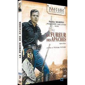 DVD FILM DVD La fureur des apaches