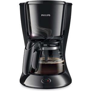 PHILIPS HD7432/20 Cafeti?re filtre Daily Collection ? Noir