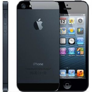 SMARTPHONE Apple iPhone 5 16Go Noir - Occasion Comme Neuf