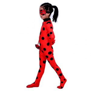 CAPE Costume Lady Bug Adultes Femmes Sexy Costumes Span