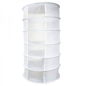 SÉCHOIR À PLANTE Filet de séchage DryNet 6 étages (diamètre: 60cm)