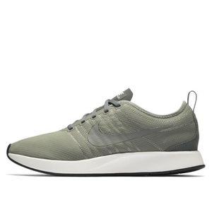 Chaussures Nike Dualtone Racer SE River Rock Vert Vert - Achat / Vente basket  - Soldes* dès le 27 juin ! Cdiscount