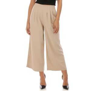 302d13dca3f450 Pantalon femme beige - Achat / Vente pas cher - Soldes d'été dès le ...
