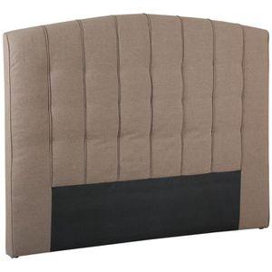 t te de lit violet achat vente t te de lit violet pas cher cdiscount. Black Bedroom Furniture Sets. Home Design Ideas