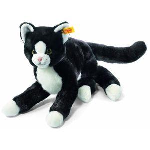 peluche chatte noire