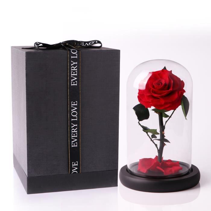 Cadeaux Pour Femme Anniversaire Jttvo La Rose Enchantee De La Belle