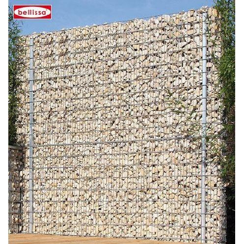 Kit de base pour mur gabion 197,8 x 100,5 - Achat / Vente muret ...