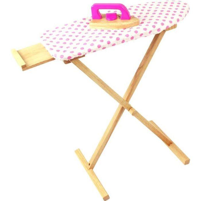 table repasser en bois achat vente dinette cuisine. Black Bedroom Furniture Sets. Home Design Ideas