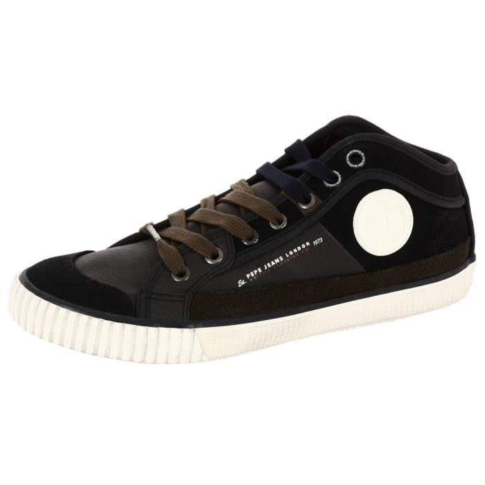 a0aa1e76723 Baskets industry half homme pepe jeans industry Bleu - Achat   Vente ...