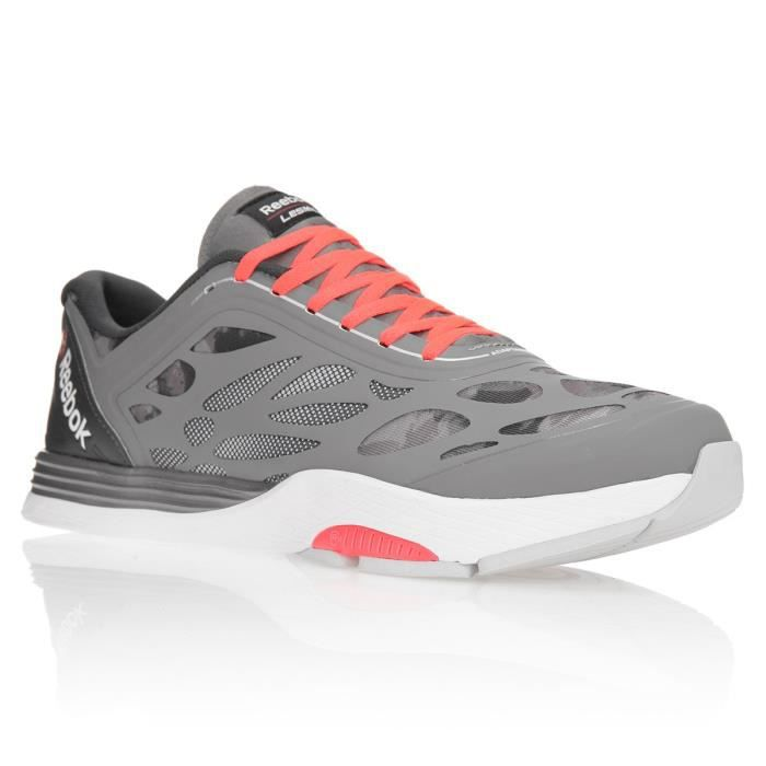 REEBOK Baskets Chaussures Sport Les Mills Cardio Ultra Homme RNG ... 728146d868