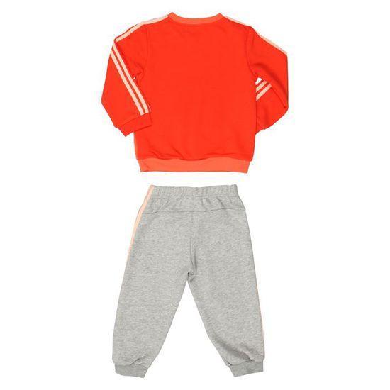 a8db47f5e06fa ADIDAS PERFORMANCE Survêtement Winnie L Ourson Bébé Fille Orange et gris -  Achat   Vente survêtement - Cdiscount