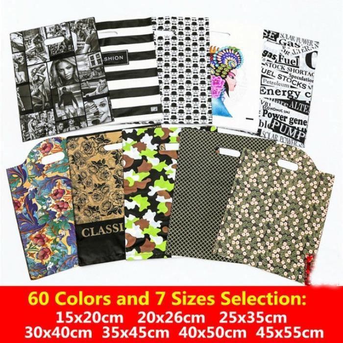 En 30x40cm Plastic 20x26 Skirt 30x40 35x45 F14 Poignées Avec 10 25x35 15x20 Pcs Shopping Cm Version Plastique Bag Pink Sacs qzIZx4tg