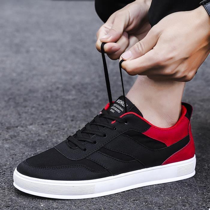 Chaussures de Plaque Homme Confortable Basket Chaussures de Sport fLrBT
