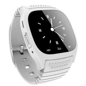MONTRE CONNECTÉE Smart Wristband /Bracelet, Haut-parleur, des rappe