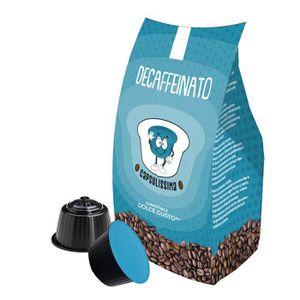 CAFÉ 96 capsules de café compatible avec machines Nesca