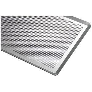PLAT POUR FOUR Plaque de cuisson perforée aluminium 40x30c