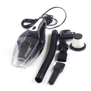 ASPIRATEUR AUTO Aspirateur pour voiture 12V 120W (Noir) H02C1