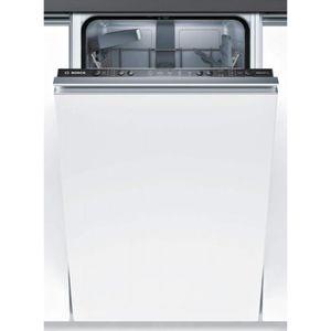 LAVE-VAISSELLE Lave-vaisselle BOSCH - SPV 25 CX 00 E • Lave-vaiss