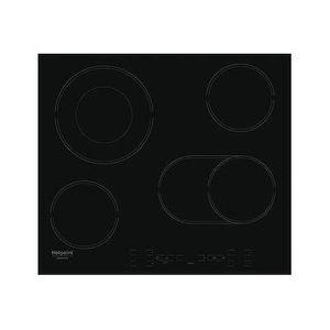 PLAQUE VITROCÉRAMIQUE  Hotpoint HR606B Table Vitrocéramique