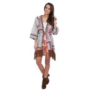 GILET - CARDIGAN Kimono JULIA