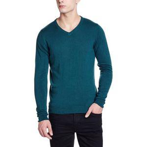 Marks Spencer Mens Sweater Dkeqa Taille S Vert Vert Achat