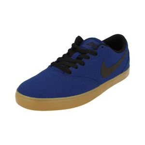 BASKET Nike Sb Check Cnvs Hommes Trainers 705268 Sneakers