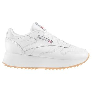 promo code d91b9 63776 BASKET Chaussures Femme Baskets Reebok Classics Leather D