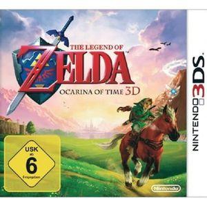 JEU DS - DSI THE LEGEND OF ZELDA : OCARINA OF TIME 3D [IMPOR…